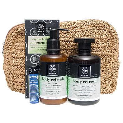 APIVITA Refresh Body Care Pack by APIVITA