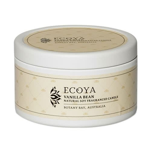 Ecoya Everyday Tin Candle - Vanilla Bean by Ecoya