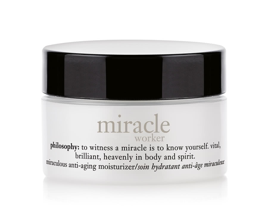 philosophy miracle worker miraculous anti-aging moisturiser 15ml - 15ml by philosophy