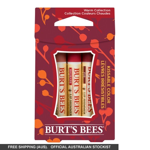 Burt's Bees Kissable Color - Warm Collection by Burts Bees