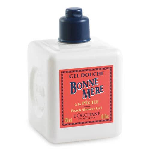 L'Occitane Bonne Mère Stackable Shower Gel - Peach by L'Occitane