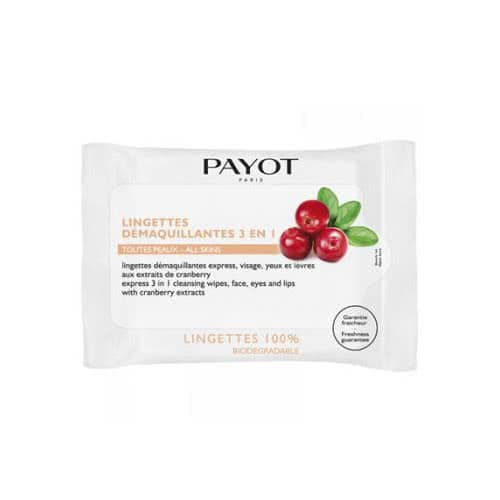 Payot Lingettes Demaquillantes 3 in 1 Cleansing Wipes by Payot