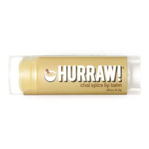Hurraw! Chai Spice Lip Balm by Hurraw! Lip Balms