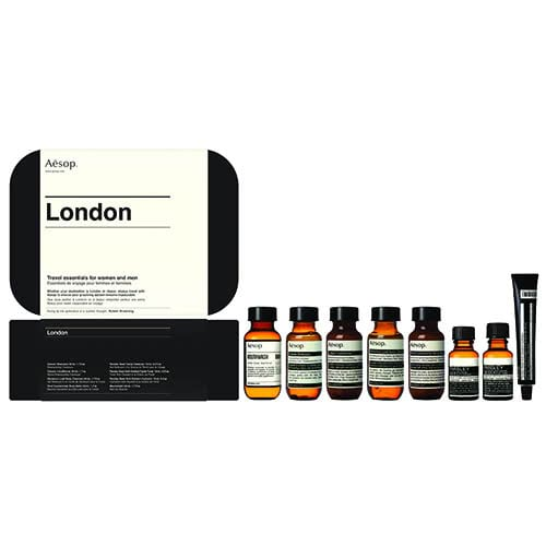 Aesop Travel Case - London
