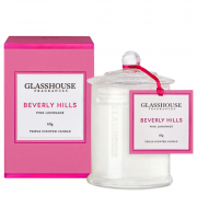 Glasshouse Beverly Hills Mini Candle - Pink Lemonade 60g