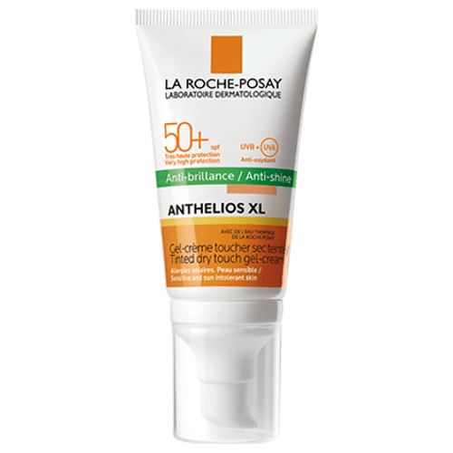 La Roche-Posay Anthelios Dry Touch Tinted Sunscreen SPF50+