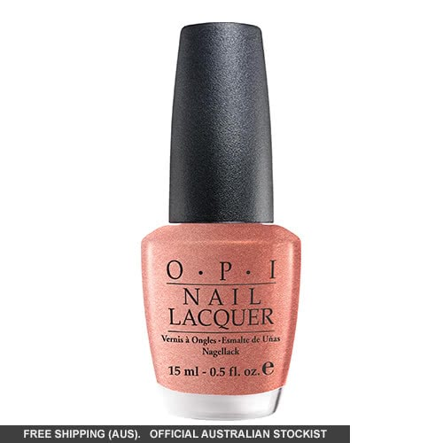 OPI Nail Lacquer - Mexico Collection, Cozu-melted in the Sun (Shimmer) by OPI color Cozu-melted in the Sun (Shimmer)
