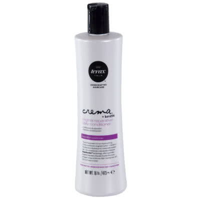 Terax Crema + Keratin Original Reparative Daily Conditioner Bottle