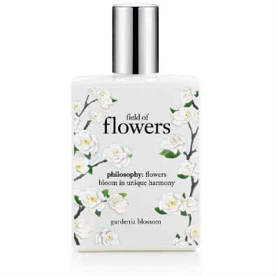 philosophy field of flowers gardenia eau de toilette by philosophy