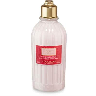 L'Occitane Roses et Reines Beautifying Body Milk Moisturiser by L Occitane