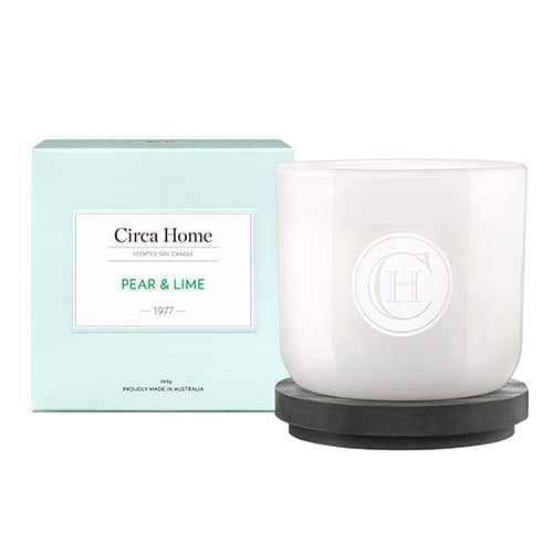 Circa Home  Pear & Lime Classic Candle 260g by Circa Home