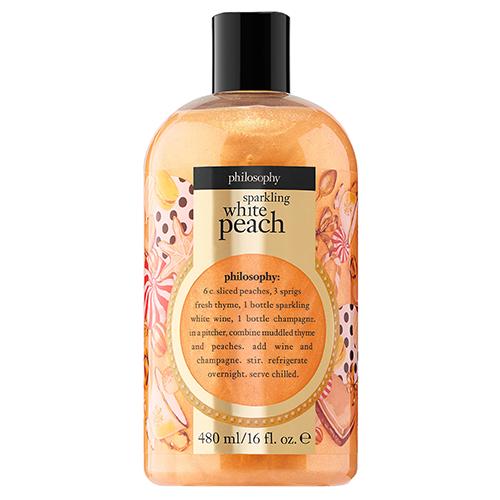 philosophy white peach bnb shower gel