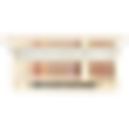Designer Brands Glitter Glam 12 Shade Palette - Natural Lux