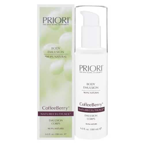 Priori CoffeeBerry Body Emulsion by PRIORI