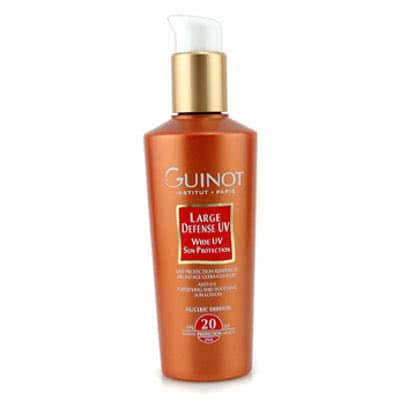 Guinot Wide UV Sun Protection SPF 20: Large Defense UV SPF 20 by Guinot