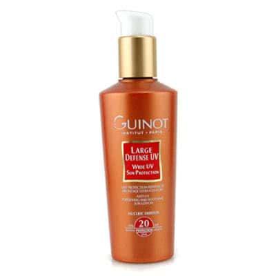 Guinot Wide UV Sun Protection SPF 20: Large Defense UV SPF 20 by Guinot