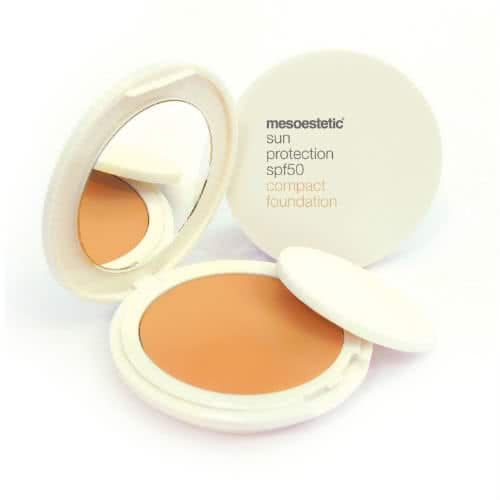 mesoestetic moisturising foundation with sun protection by Mesoestetic