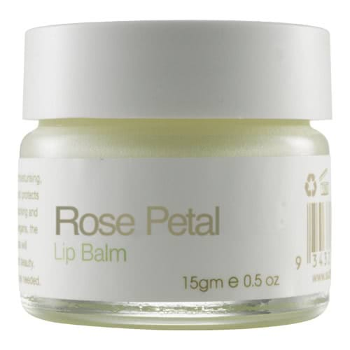 Subtle Energies Rose Petal Lip Balm