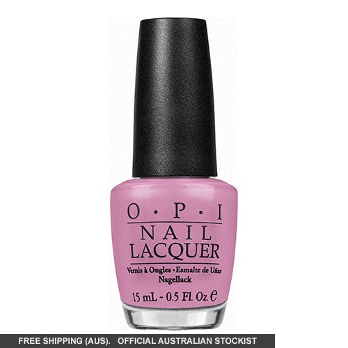OPI Nail Lacquer - Hong Kong Collection, Lucky Lucky Lavender by OPI color Lucky Lucky Lavender