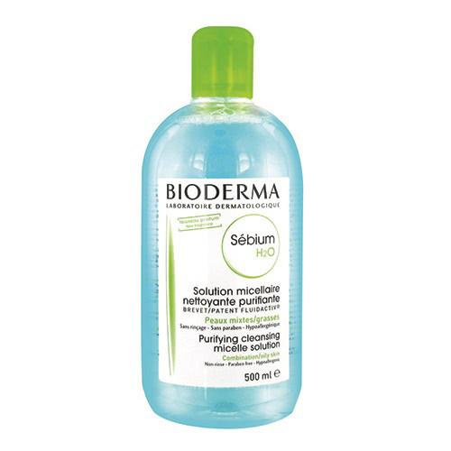 Bioderma Sebium H20 Micelle Solution 500mL by Bioderma