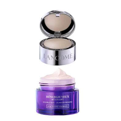 Lancôme Rénergie Multi-Lift Yeux Eye Duo - 02 Medium by Lancome color 02 Medium