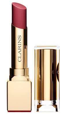 Clarins Rouge Eclat Satin Finish Age-Defying Lipstick-05 Pink Berry