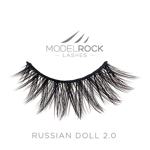 MODELROCK Signature Lashes - Russian Doll 2.0 Double Layered