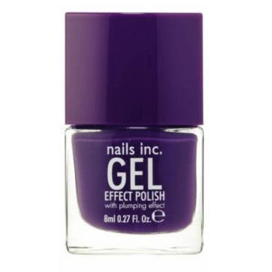 nails inc. Bond St GEL Effect Nail Polish