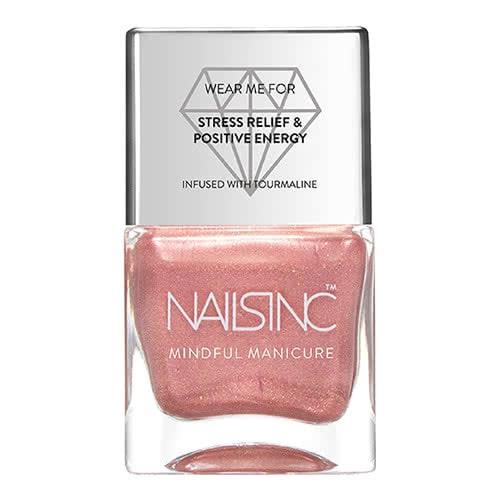 Nails Inc Mindful Manicure Polish - And Breath