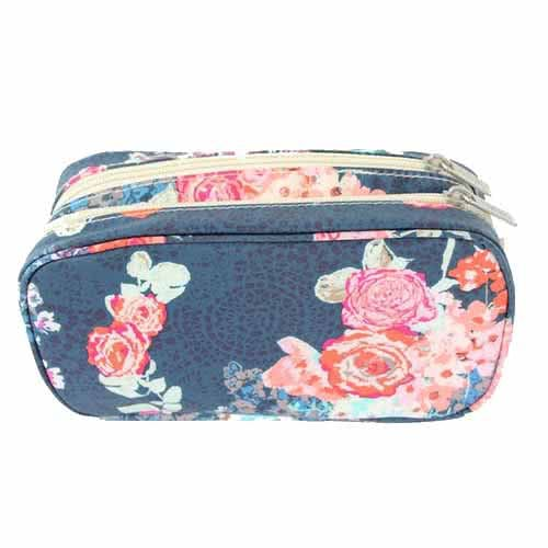 Tonic Medium Makeup Bag - Flora Ocean by Tonic