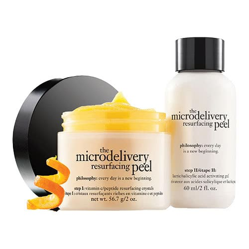 philosophy microdelivery in home vitamin c/peptide peel kit