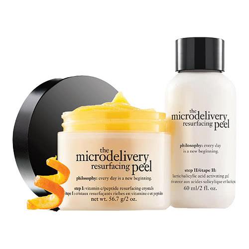 philosophy microdelivery resurfacing peel kit