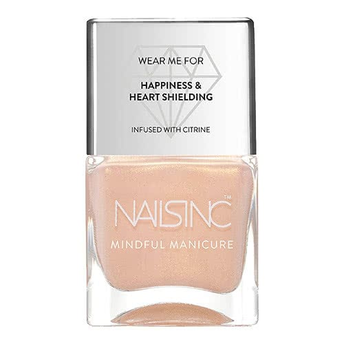 Nails Inc Mindful Manicure Polish - Future's Bright by nails inc.