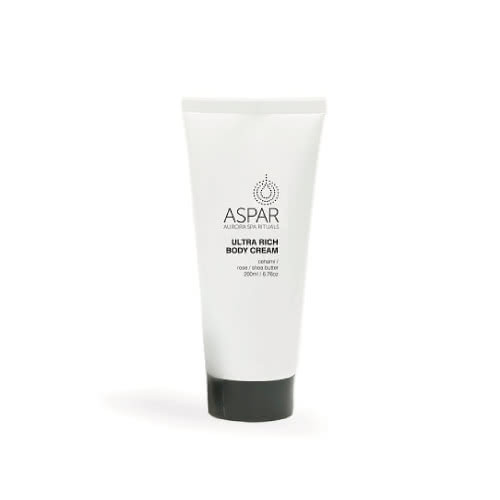 ASPAR Ultra Rich Body Cream - 200ml by ASPAR