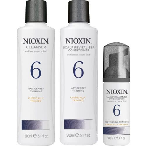 Nioxin System 6 Collection by Nioxin
