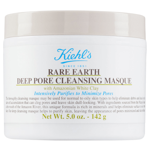 Kiehl's Rare Earth Deep Pore Cleansing Masque 125ml by Kiehl's
