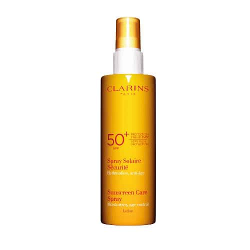 Clarins Sunscreen Care Spray - Very High Protection SPF 50+ Body by Clarins