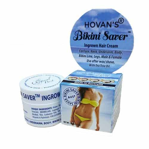 Hovan's Bikini Saver Ingrown Hair Cream by Bikini Saver