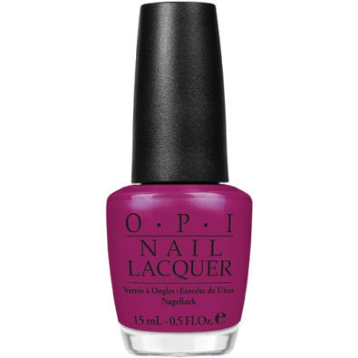 OPI Nail Lacquers - Texas Lone Star Collection, Houston We Have A Purple