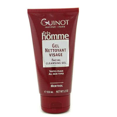 Guinot Facial Cleansing Gel for Men: Gel Nettoyant Visage by Guinot