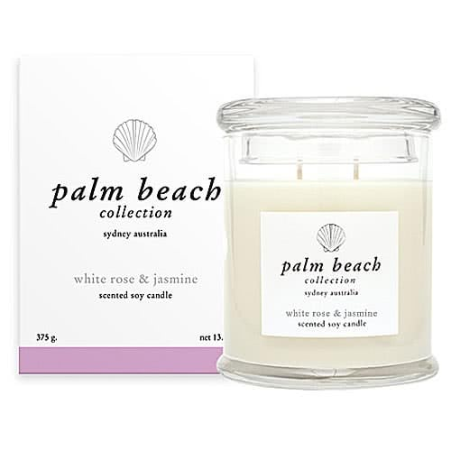 Palm Beach Collection - White Rose & Jasmine