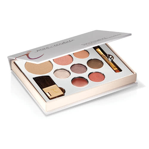 Jane Iredale Colour Sample Kit: 8 pieces - Medium  by jane iredale