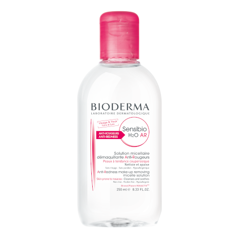 Bioderma Sensibio H2O AR Anti-Redness Micelle Solution 250ml by BIODERMA