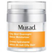 Murad Environmental Shield City-Skin Overnight Detox Moisturiser 50ml