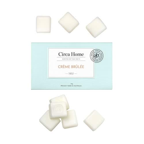 Circa Home Scented Soy Melts - Creme Brulee by Circa Home