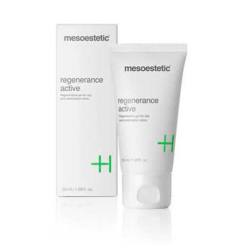 mesoestetic regenerance active non-oily moisturising gel by Mesoestetic
