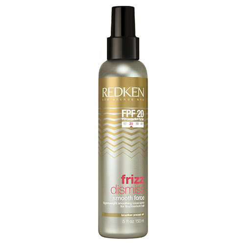 Redken Frizz Dismiss – FPF 20 Smooth Force Lightweight Smoothing Lotion Spray by Redken