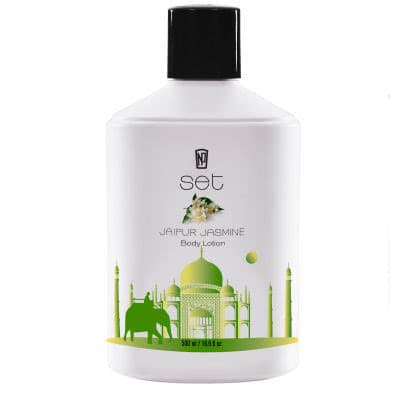 NP Set Body Lotion-Jaipur Jasmine