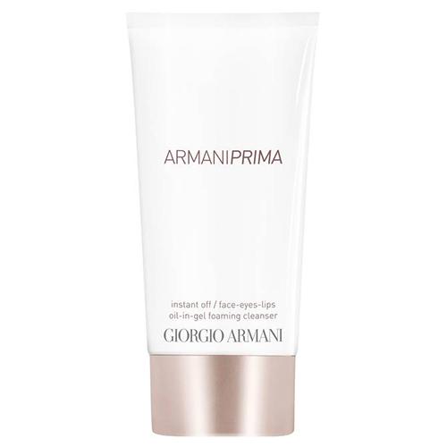 Giorgio Armani Prima Instant Off Face, Eyes & Lips Cleanser 150mL