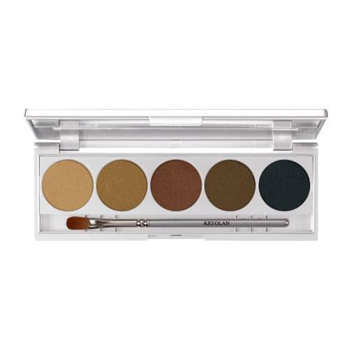 Kryolan Shades Palette - Santiago by Kryolan Professional Makeup